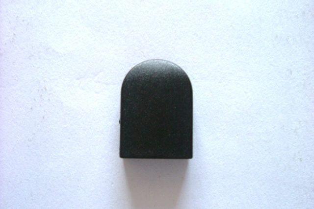 黒プラスチックヘッド
