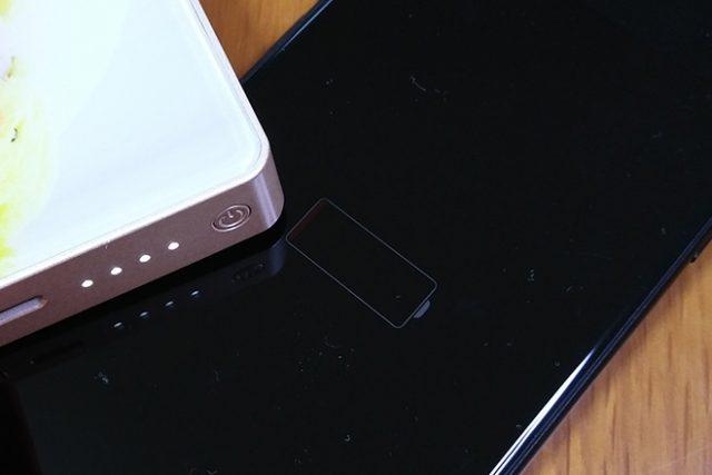 モバイルバッテリー4,000mAh