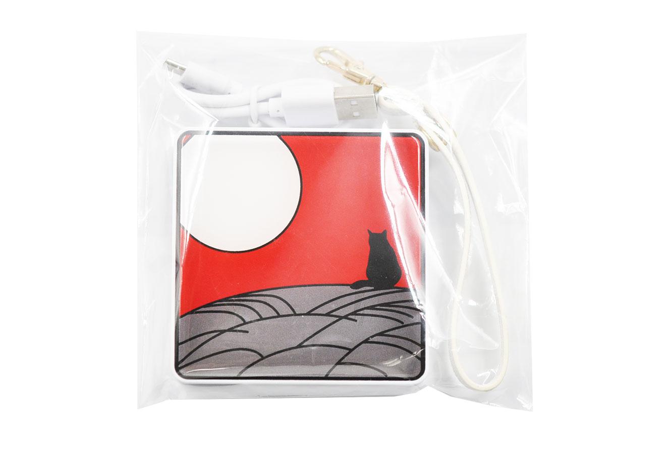 かわいい和風スクエアモバイルバッテリー Yさま-7