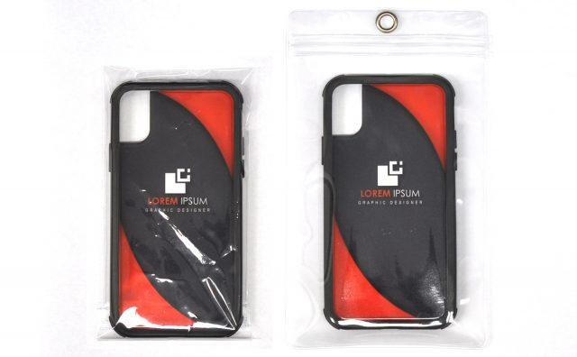 iPhone XS/X兼用 耐衝撃ケースのオリジナル製作
