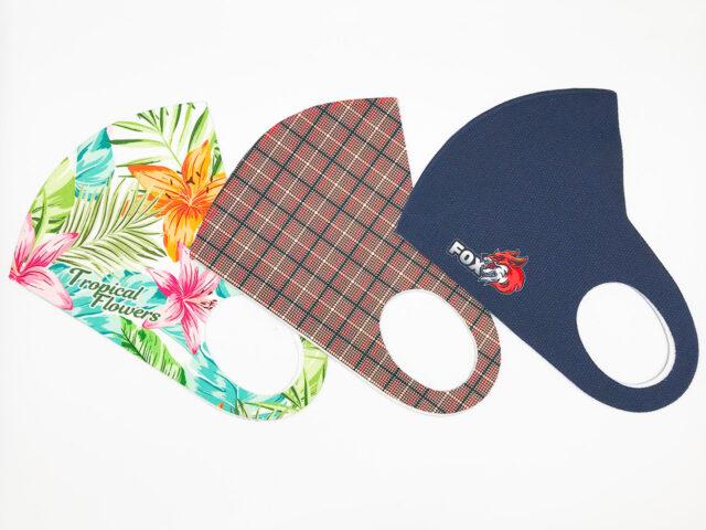 オリジナル印刷マスク